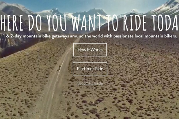 Become a mountain bike guide on your local trails with Sacred Rides