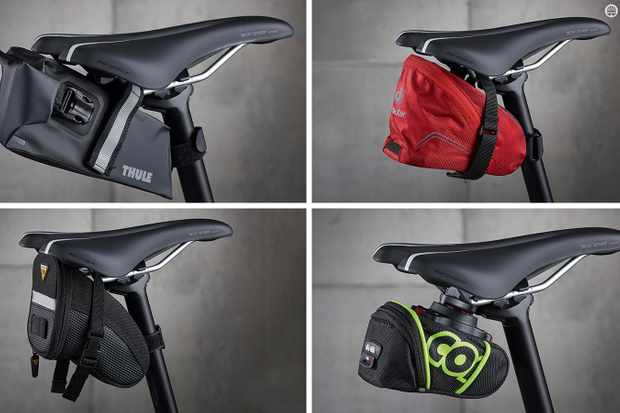 6 of the best: Saddle Bags