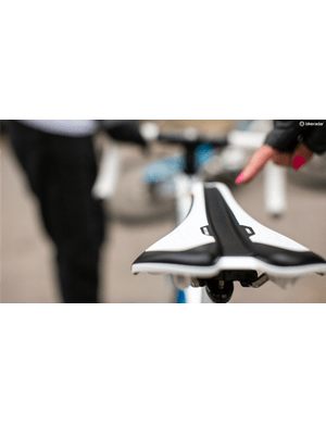 The right saddle should blend into the background — you won't notice it at all when you're riding. The wrong saddle on the other hand…