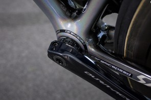 Ceramic bearing speacialists CeramicSpeed provide Bora-Hansgrohe with bottom bracket and headset bearings
