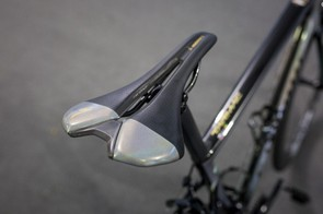 Another look at the custom S-Works Romin Evo saddle