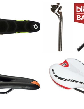 Sale saddles and seat posts