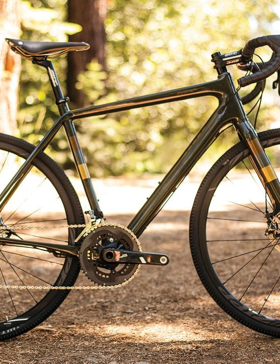 This limited edition Salsa Warbird commemorates Brooks' 150th anniversary