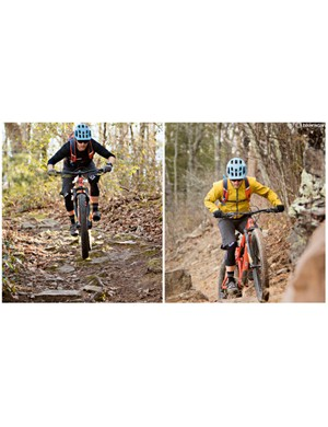 Fast, rocky terrain is the Deadwood's forte, though it takes more effort to scramble up technical climbs