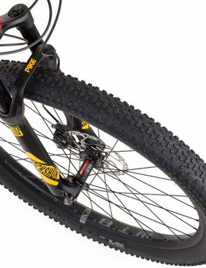 The Salsa Deadwood SUS is a new 29+ full suspension