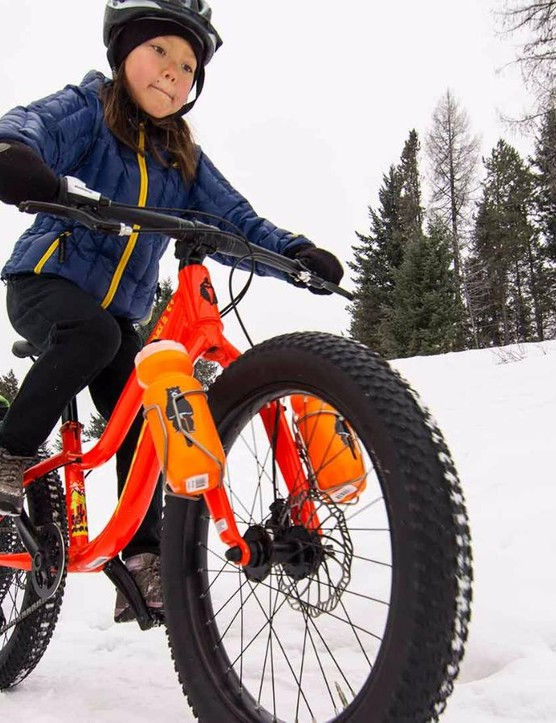 Salsa Cycles has two new mountain bikes for young rippers