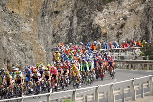 The Milan - San Remo race gets underway this weekend