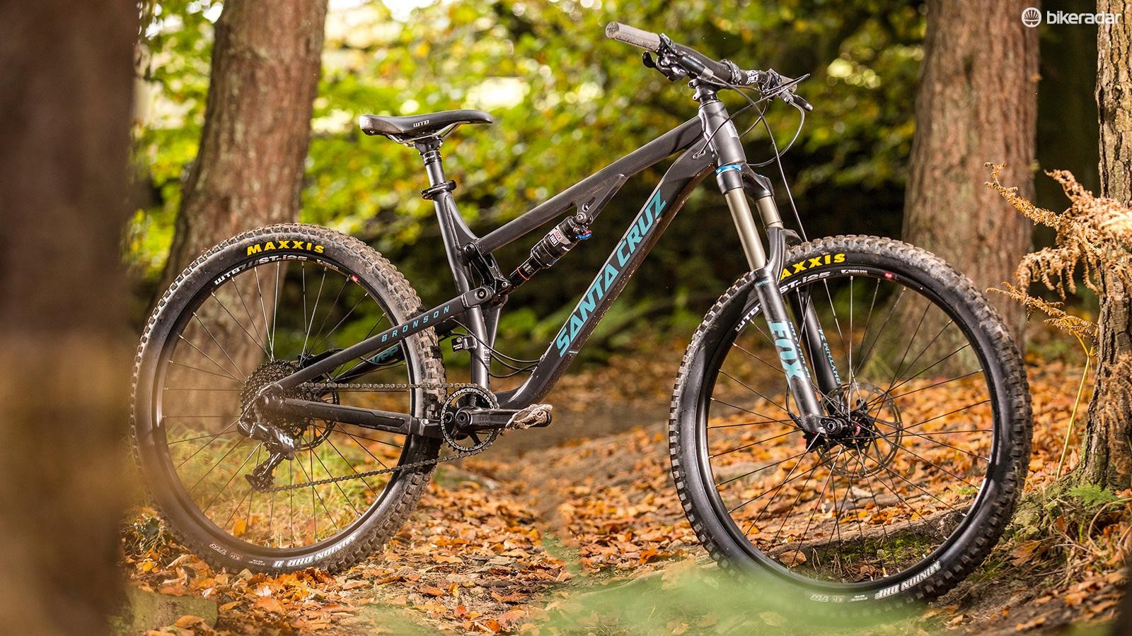 Santa Cruz's Bronson Alloy R1 AM