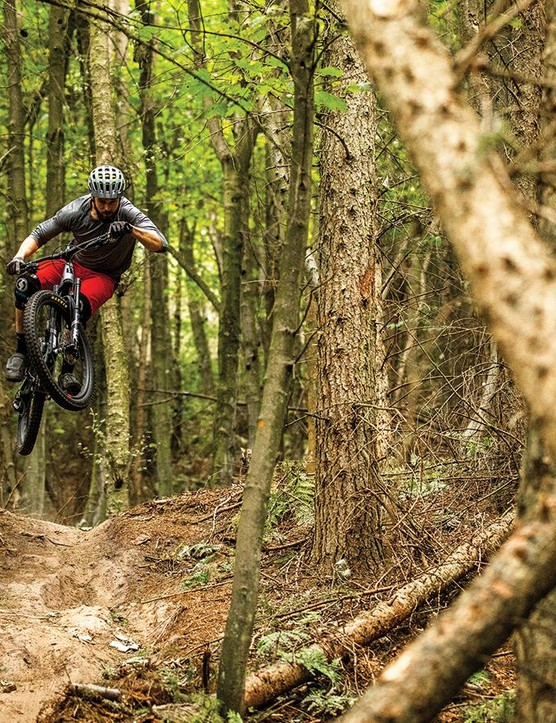 This is a bike that almost undersells itself at first, but the more you ride the Bronson, the more you realise what an incredible all-rounder it is