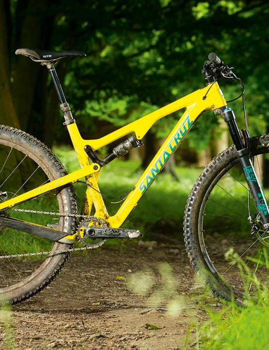 The already low Tallboy is now longer and slacker, with added plus tyre compatibility