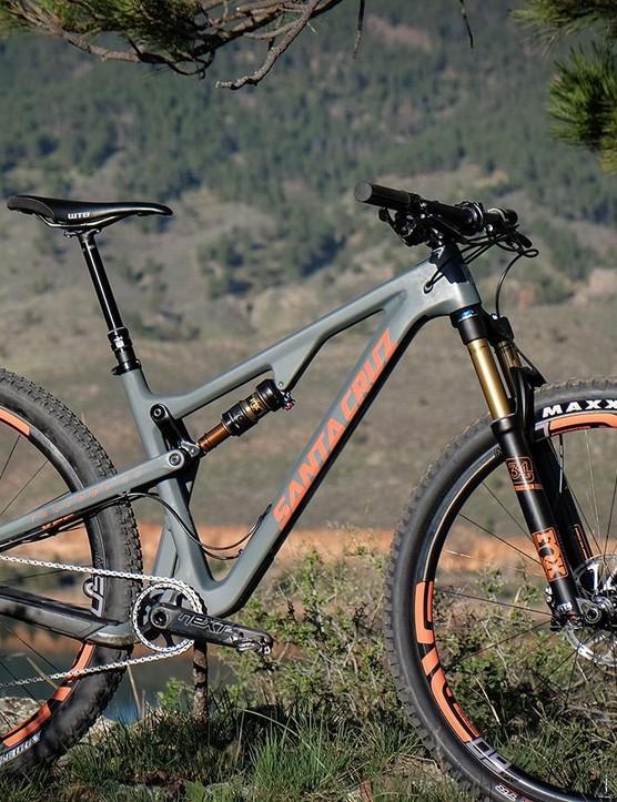 The Santa Cruz Tallboy 3 is an impressive short-travel trail bike