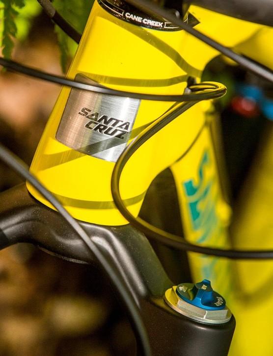 Santa Cruz's latest 29er: the Santa Cruz Tallboy 3 XX1 AM29