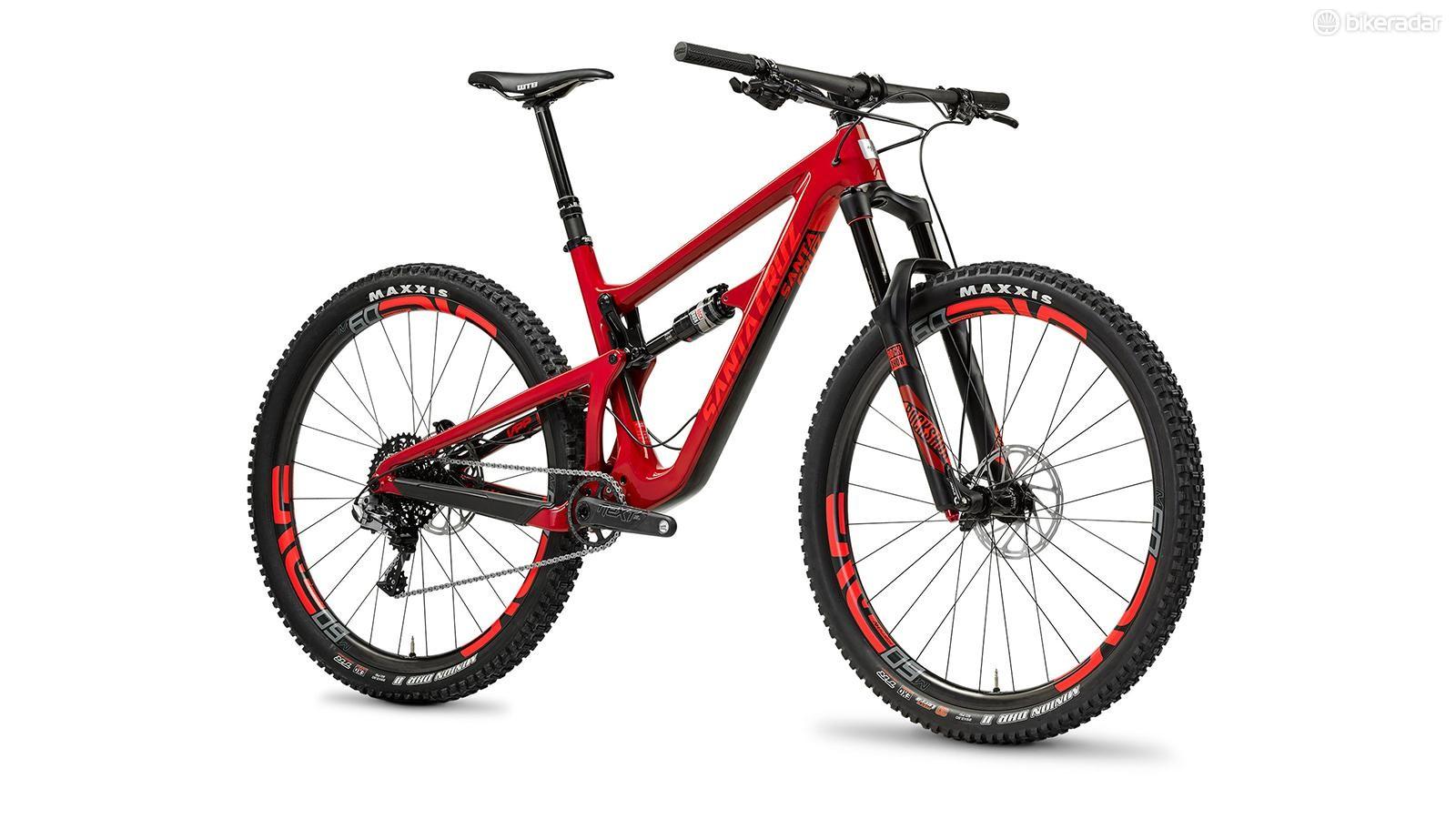 This year's most wanted trail bike: the Santa Cruz Hightower