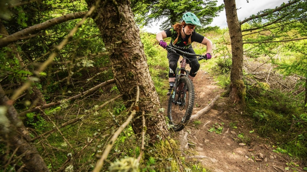 The Furtado (and 5010) sit firmly in the trail bike camp