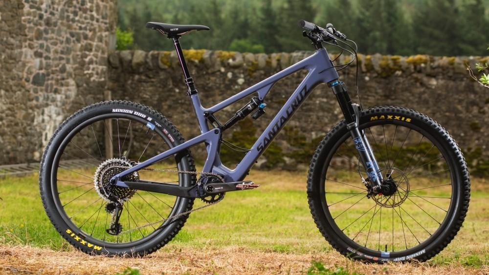 The Santa Cruz 5010 is their 130mm trail bike