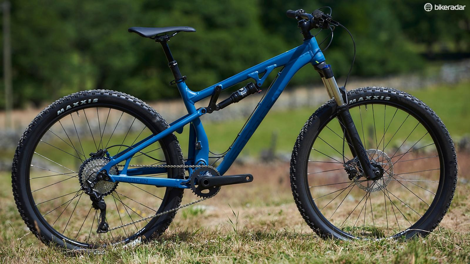 The alloy Kili Flyer has been brought in to satisfy the entry level market. It retails for £1,849.99