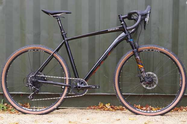 Is the Saracen Levarg OR the future of gravel bikes?