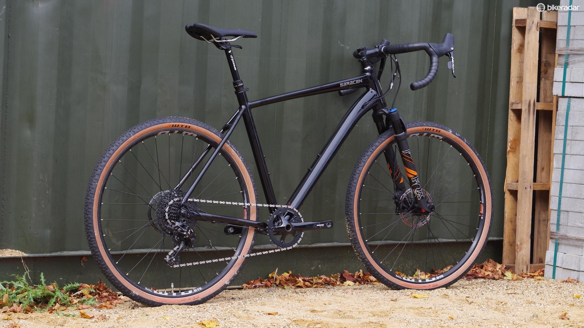 Do dropper and suspension a great gravel bike make?