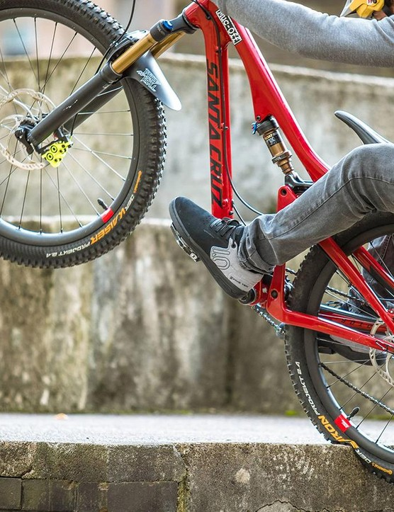 Danny MacAskill is a brutal product tester