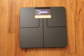 Garmin's Index Smart Scale records data wirelessly on Garmin Connect