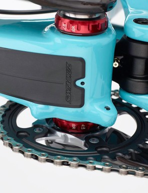 Santa Cruz has stayed the course with threaded bottom brackets. In fact, it has become a selling point