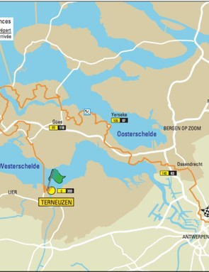 Scheldeprijs will be the only Classics race to traverse the border between Belgium and the Netherlands
