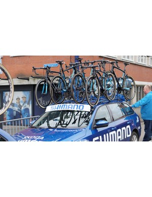 Did you know Shimano makes bikes?