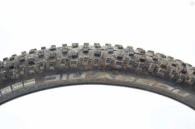 Schwalbe Nobby Nic Snakeskins are superb all-rounders – and the price reflects this