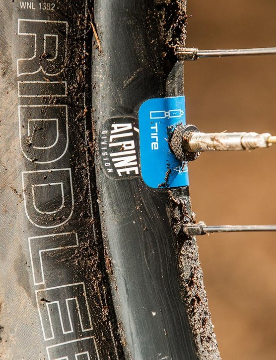Schwalbe's Procore in-tyre system is pricey and requires plenty of tweaking, but boy is it worth it if you like to ride hard