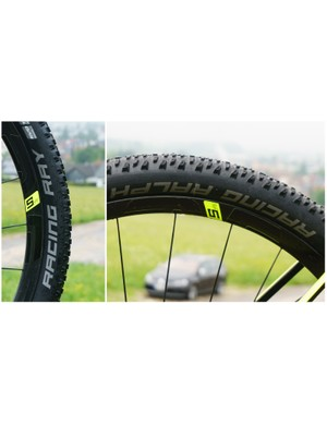 The new Schwalbe Racing Ray and Racing Ralph tyres are here
