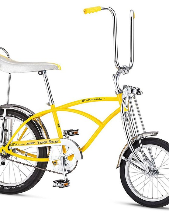 Schwinn has released a limited production run of Lemon Peelers