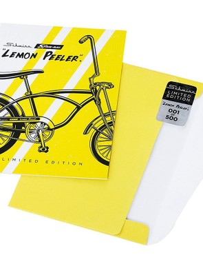 Only 500 Lemon Peelers will be produced