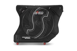 The Scicon Aerocomfort TSA 3.0 is pricey, but it packs down and rolls wel