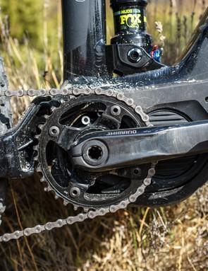 Shimano's motor has quickly become a BikeRadar favourite