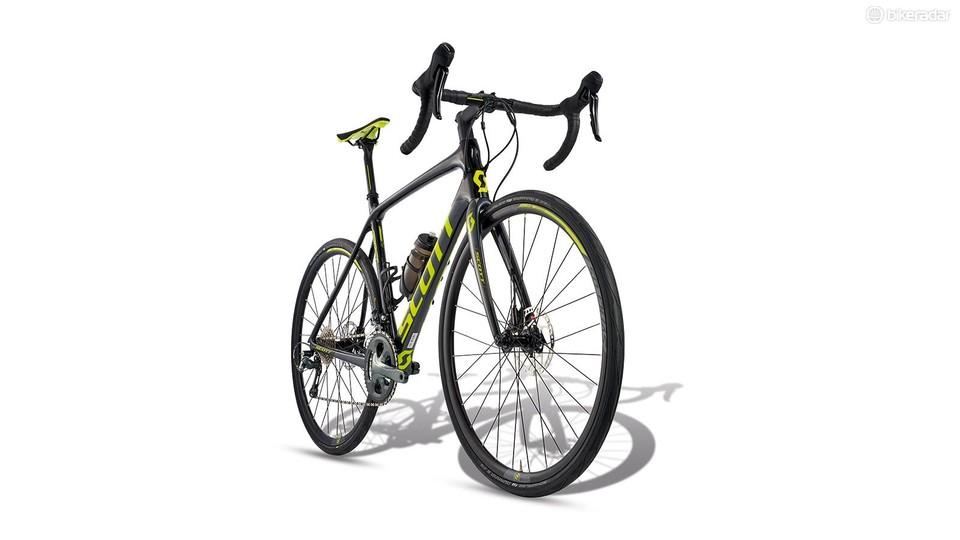 b9238a51638 Scott Addict 30 Disc review - BikeRadar