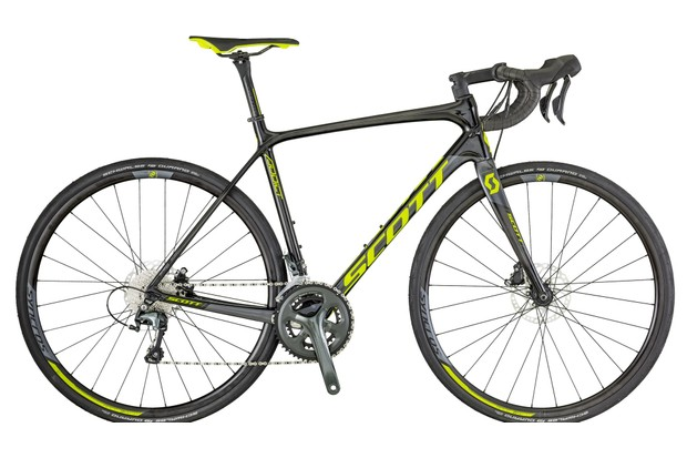 Scott's Addict range has switched from racing to endurance