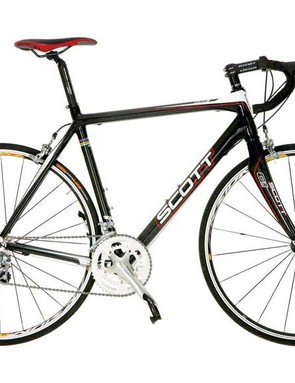 The Scott CR1 became a benchmark for lightweight carbon bikes