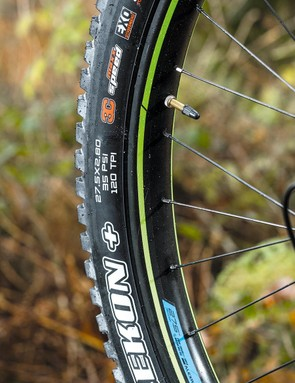 Decent treaded tyres, but I still punctured them