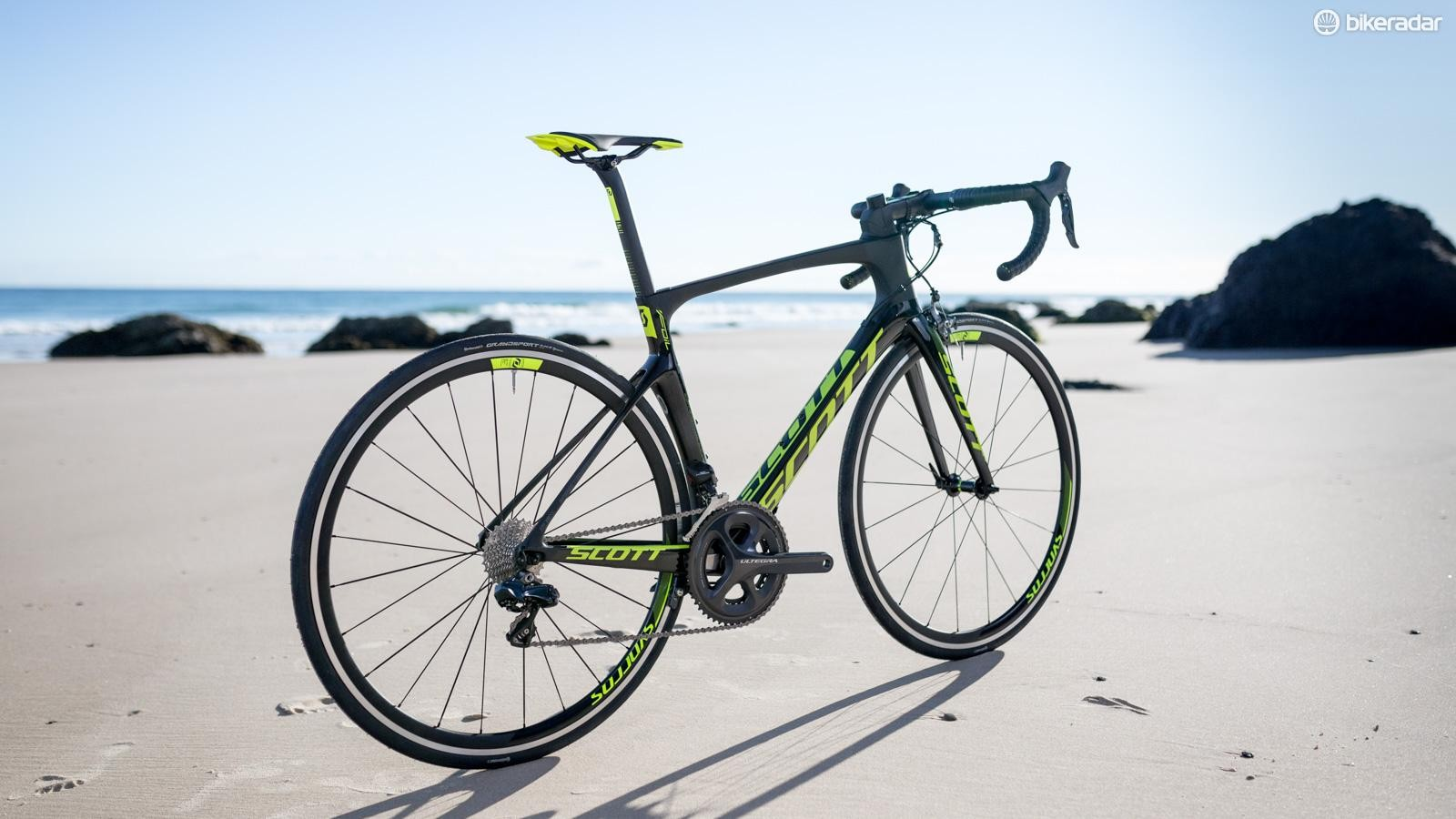 Scott's Foil 10 is a completely different bike to its predecessor