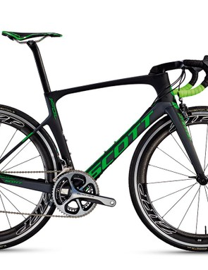 Scott Foil Team Issue adds comfort to what was already a versatile aero machine