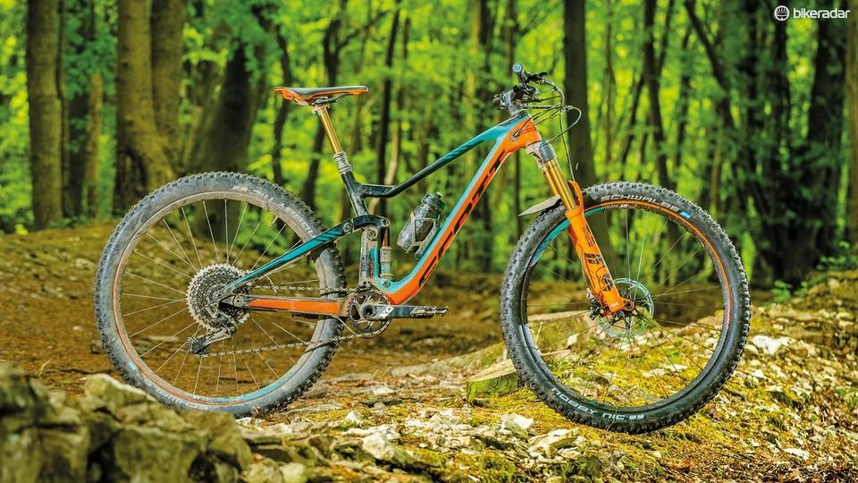 b59f19c0bd7 Scott Genius 900 Tuned first ride review - BikeRadar