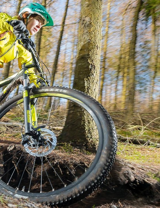 This is a bike that exhibits rare poise on the descents for a 29er hardtail