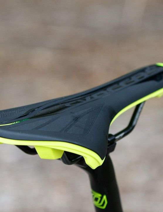 A big improvement on past Syncros saddles, the FL2.0 is a quality item but we still wished for a wider version
