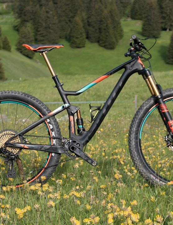 The Spark Plus aims to bridge the gap between all-out XC and fast trail riding