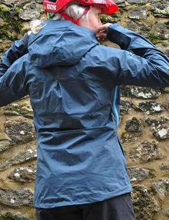 Layering capabilities mean this jacket would see plenty of use in winter