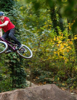 Whips are a breeze aboard the Voltage YZ