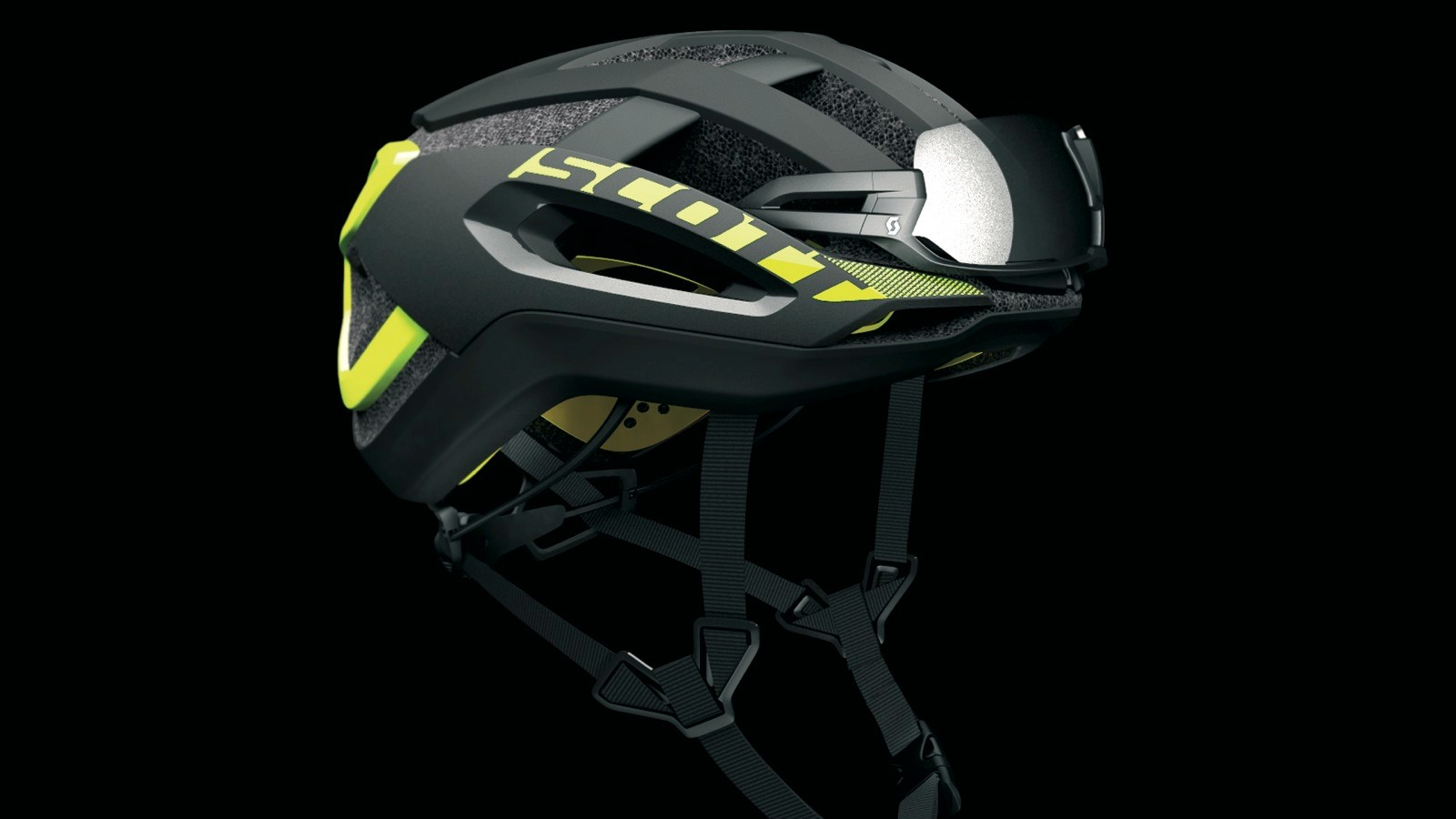 Scott claims its new Centric Plus is cooler than wearing no helmet at all (by 2%) when riding at 40kph