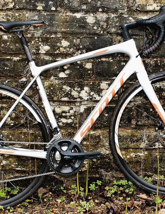 The Scott Contessa Solace 25 women's road bike