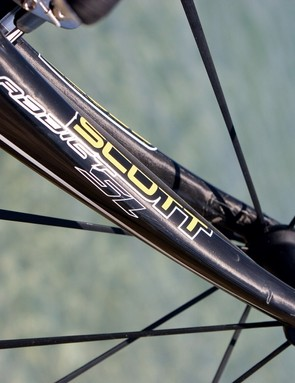 Fulcrum Racing wheels