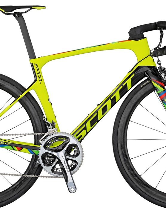 Scott produced a limited run of its Rio bikes and gear for sale